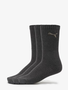 Puma Socks 3-Pack Sport gray