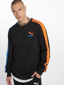 Puma Swetry Classics T7 czarny