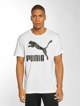 Puma T-Shirt Archive Logo blanc