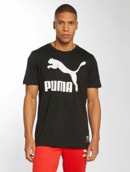 Puma T-Shirt Archive Logo noir