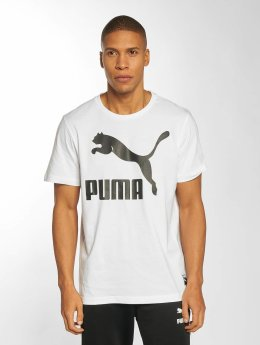 Puma t-shirt Archive Logo wit