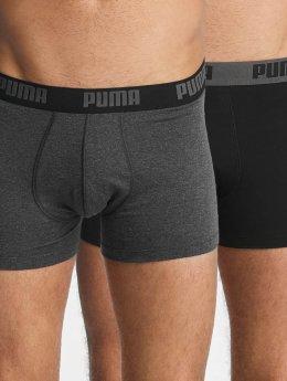 Puma Unterwäsche 2-Pack Basic grau