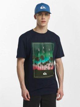 Quiksilver Camiseta Classic Salina Stars azul