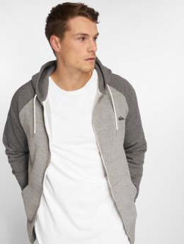 Quiksilver Hoodies con zip Everyday grigio