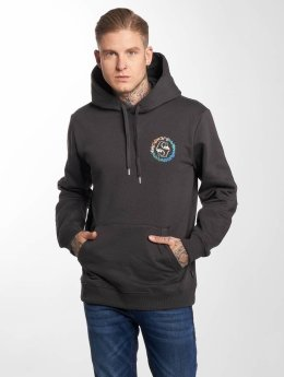 Quiksilver Sweat capuche Authorized Dealers gris