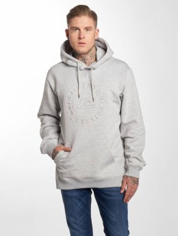 Quiksilver Sweat capuche Embossed gris
