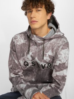 Quiksilver Sweat capuche Freedom gris