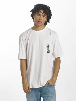 Quiksilver T-Shirt GMT Dye Framers Up blanc