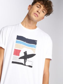 Quiksilver T-Shirt Endless Summer blanc