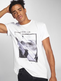 Quiksilver T-Shirt Wave Party blanc