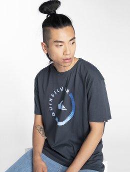 Quiksilver T-Shirt Slab Session blau