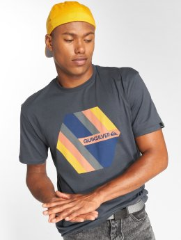 Quiksilver T-Shirt Retro Right blue