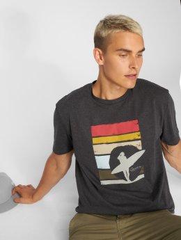 Quiksilver t-shirt Endless Summer grijs
