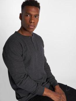 Quiksilver T-Shirt manches longues Packable Knit gris