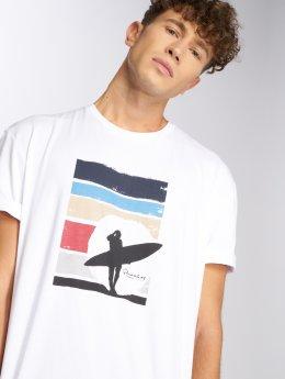 Quiksilver T-Shirt Endless Summer weiß