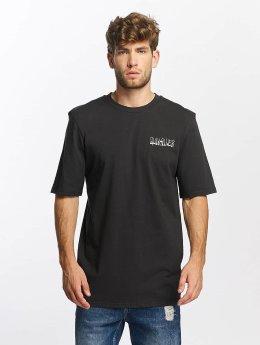 Quiksilver t-shirt Neon Tendencies zwart