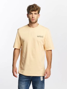 Quiksilver T-Shirty Neon Tendencies pomaranczowy