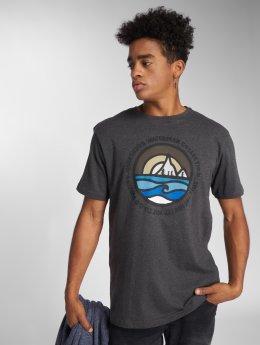 Quiksilver T-skjorter Northwest grå