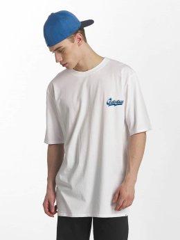 Quiksilver Tričká GMT Dye Hood Loves biela