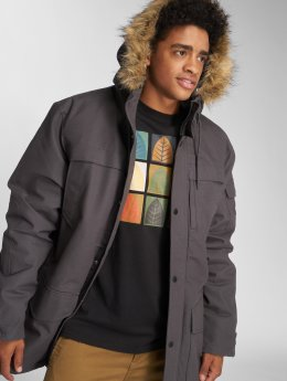 Quiksilver Winter Jacket Storm Drop 5K gray