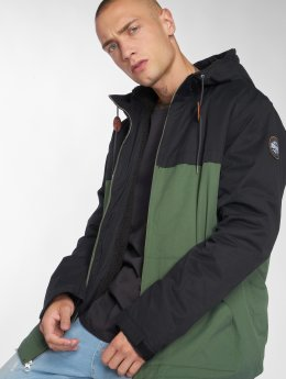 Quiksilver winterjas Wanna zwart