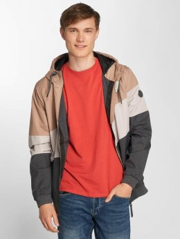 Ragwear Демисезонная куртка Tricole коричневый