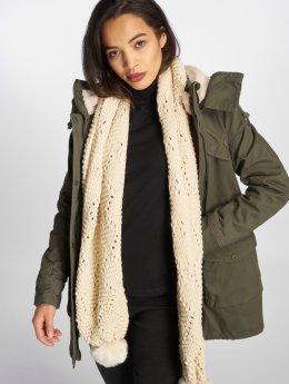 Ragwear Зимняя куртка Clancy коричневый