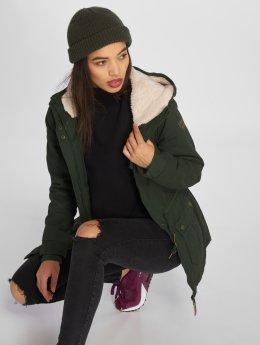 Ragwear Зимняя куртка Jewel Cotton оливковый