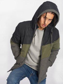 Ragwear Зимняя куртка Tricole оливковый