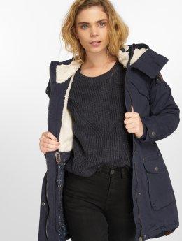 Ragwear Зимняя куртка Clancy синий
