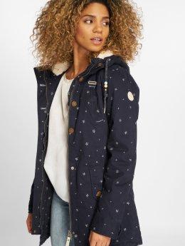 Ragwear Зимняя куртка Sunny Organic синий
