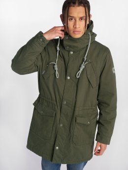 Ragwear Giacca invernale Clancy oliva