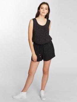 Ragwear jumpsuit Lea zwart