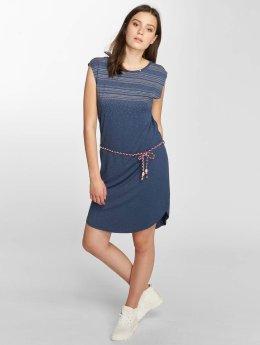 Ragwear jurk Valencia blauw