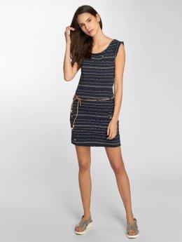 Ragwear jurk Tag blauw