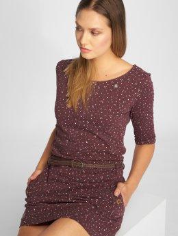 Ragwear jurk Tanya Organic bruin