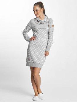 Ragwear jurk Chloe grijs
