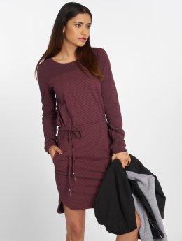 Ragwear jurk Nuggie  rood
