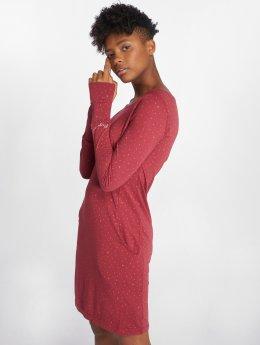 Ragwear jurk River  rood