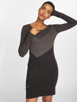 Ragwear jurk Viola zwart