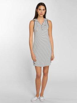 Ragwear Kleid Drip weiß