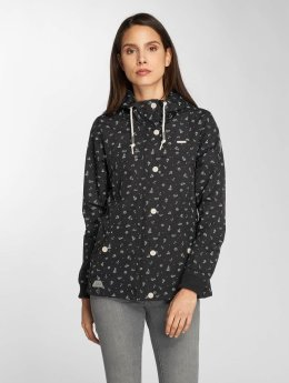 Ragwear Lightweight Jacket Charlene black