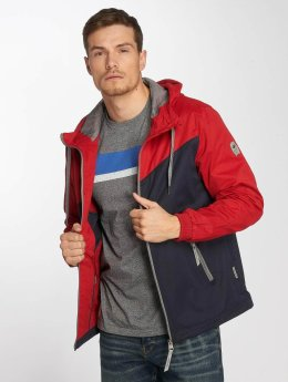 Ragwear Lightweight Jacket Nugget red