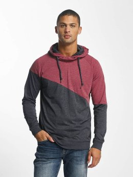 Ragwear Sweat capuche Yoho rouge