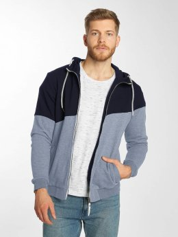 Ragwear Sweat capuche zippé Wings bleu