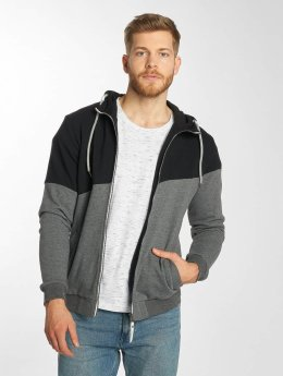 Ragwear Sweatvest Wings zwart