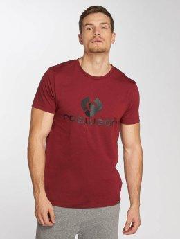 Ragwear T-paidat Charles punainen