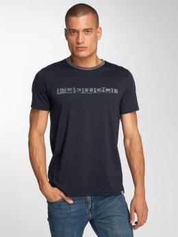 Ragwear T-Shirt Paddy blau