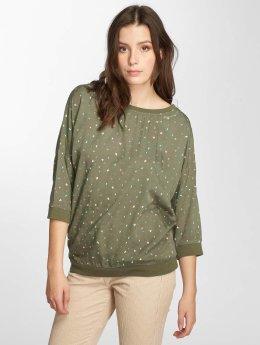 Ragwear T-Shirt manches longues Francy olive
