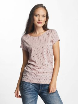 Ragwear t-shirt Mint Dots pink